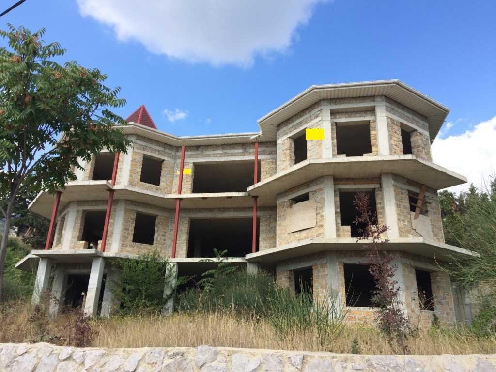 продажа незавершенного строительства
